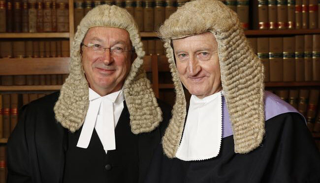 The Non Existent Separation of Powers Doctrine in NSW Australia